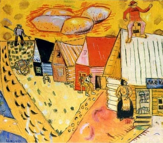 Chagall Reference