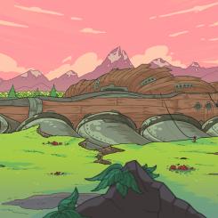 Noah's Ark For Tikun, educational game. Graphic designer: Ophir Sheriff